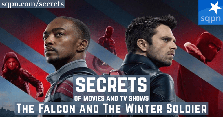 The Secrets of The Falcon and The Winter Soldier
