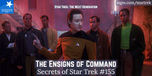 screenshot of Data in The Ensigns of Command