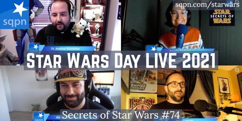 Star Wars Day LIVE 2021