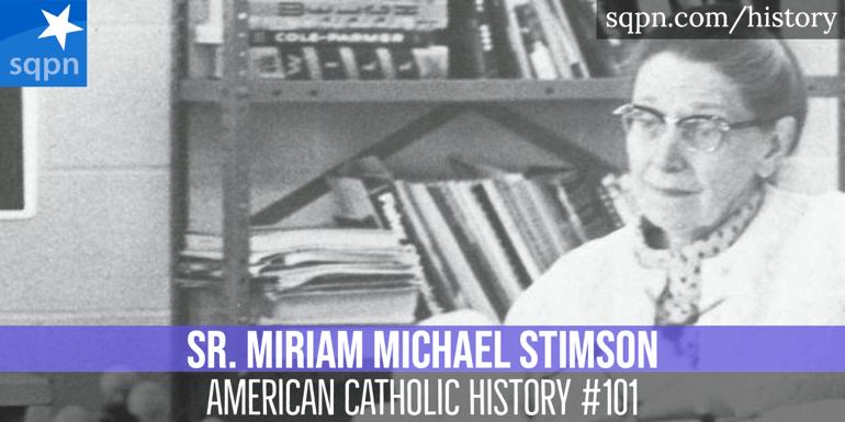Sr. Miriam Michael Stimson