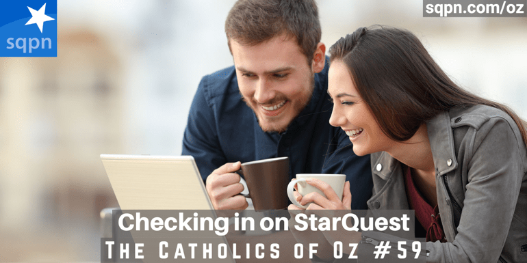Checking in on StarQuest