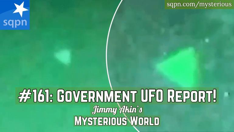 Government UFO Report (UAPs, Pentagon, Intelligence, Defense Department)
