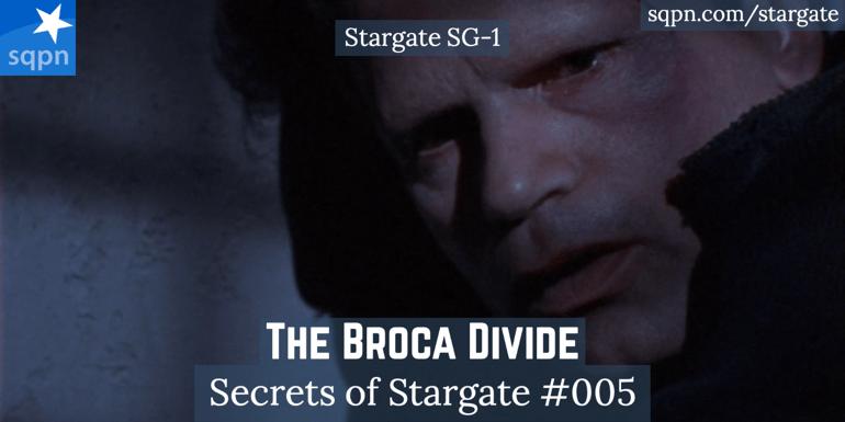 The Broca Divide