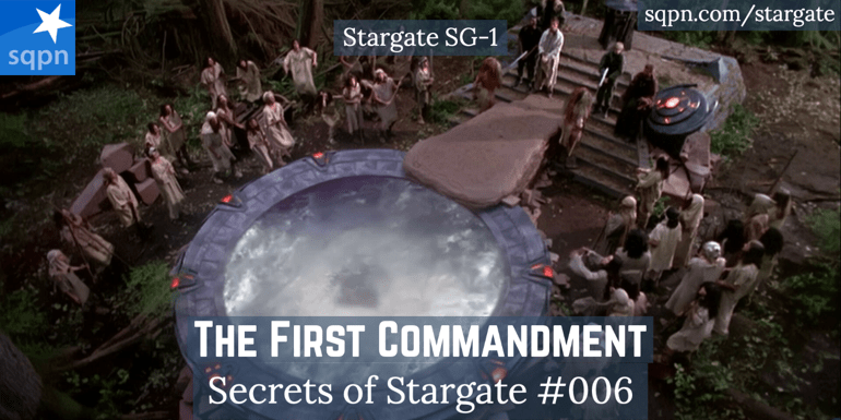 The First Commandment