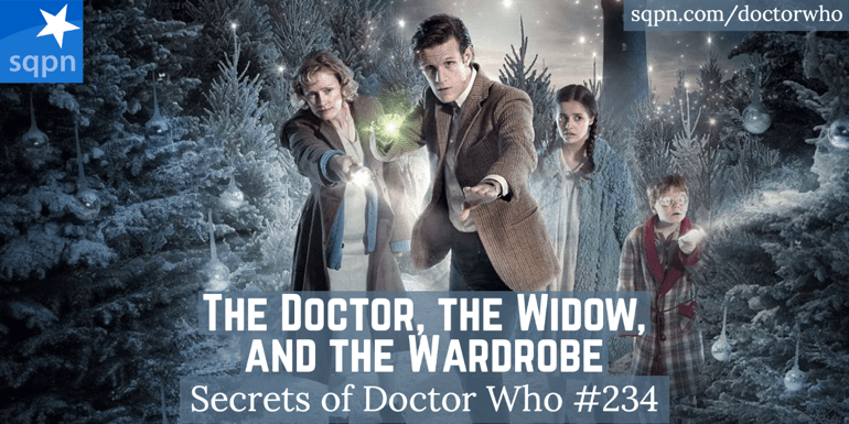 The Doctor, The Widow, and The Wardrobe