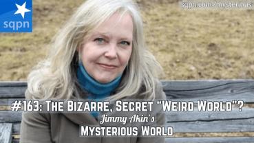 Pauline Dakin & the Weird World