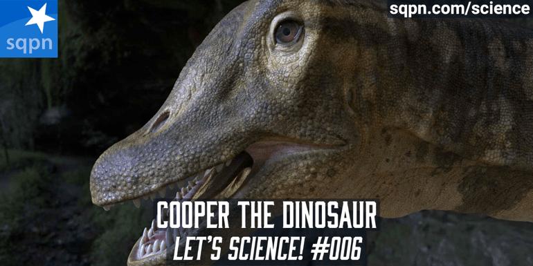 Cooper the Dinosaur