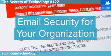 Email Security For Your Organization