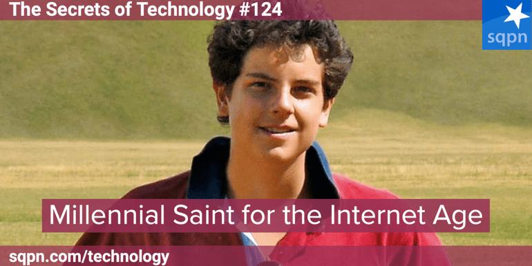 Millennial Saint for the Internet Age
