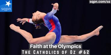 Faith at the Olympics