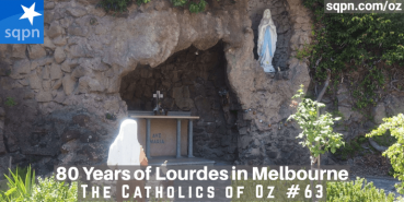 80 Years of Lourdes in Melbourne