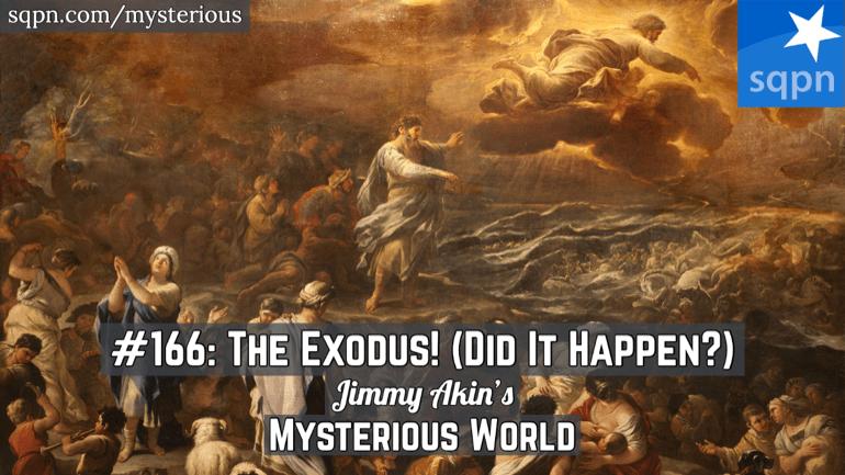 The Exodus! (Did It Happen?)
