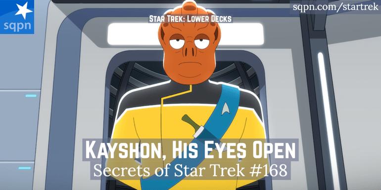 Kayshon, His Eyes Open (LD)