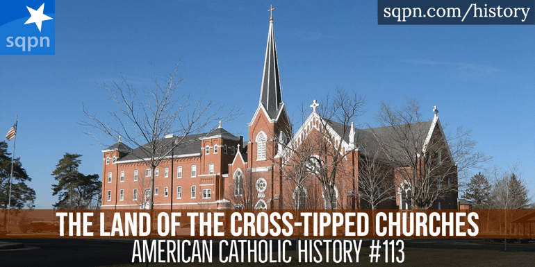 The Land of the Cross-Tipped Churches