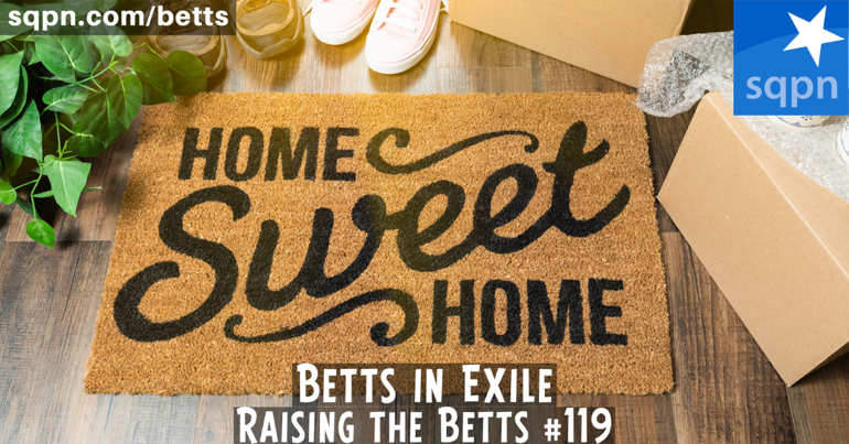 Betts in Exile