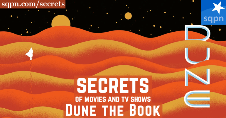 The Secrets of Dune the Book