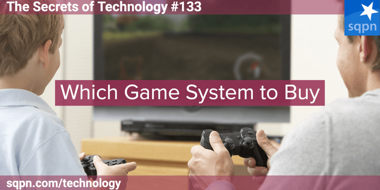 Which Game System to Buy