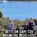 Betts on Cape Cod
