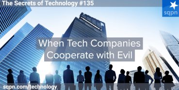 When Tech Companies Cooperate with Evil